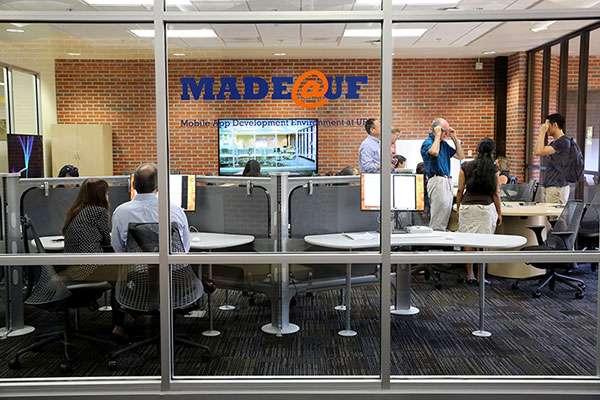 MADE@UF Room