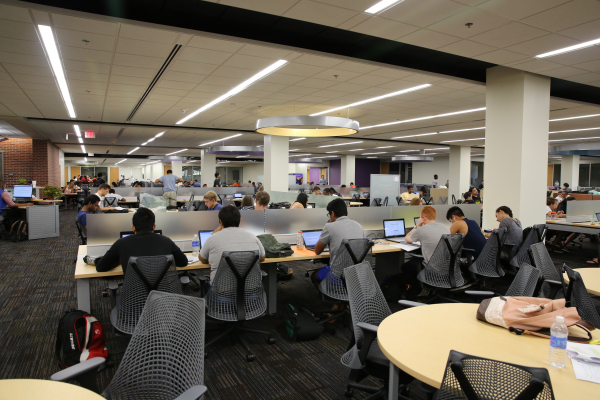 Image of Collaboration Commons