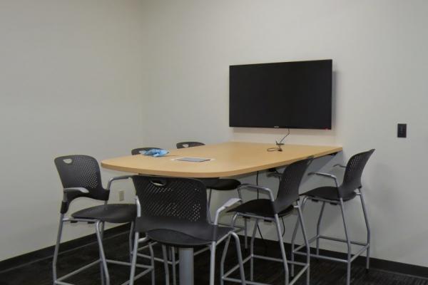 Image of study room
