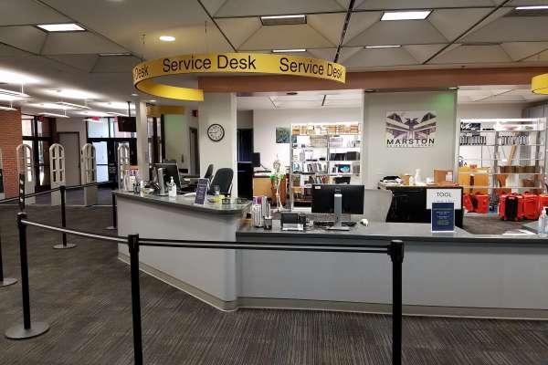 Marston Service Desk
