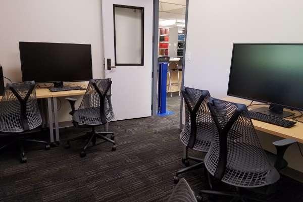 Data consultation room