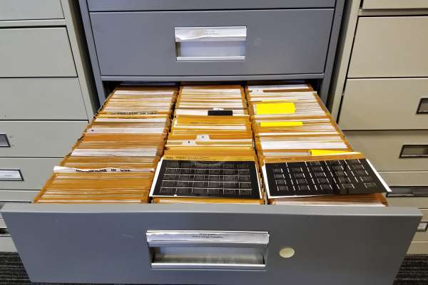Microforms in Marston Science Library